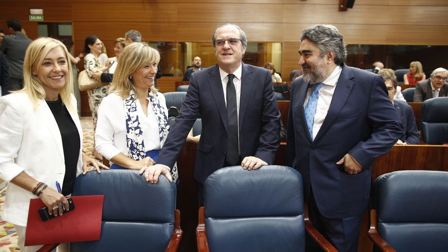 El PSOE pide al presidente de la Asamblea de Madrid una nueva ronda de consultas y garantizar a Gabilondo presentarse
