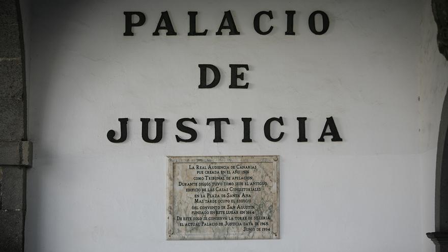Palacio de la Justicia en Las Palmas de Gran Canaria