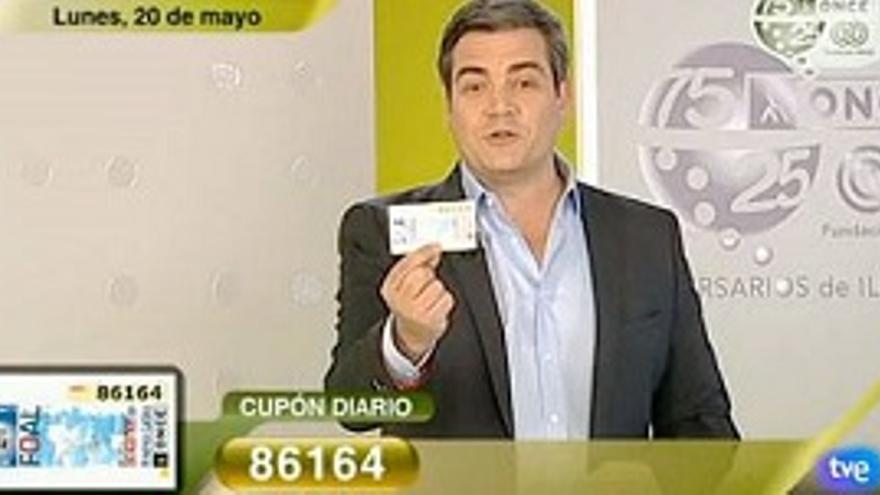 La ONCE deja en Breña Alta 350.000 euros en premios