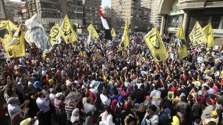 Los Hermanos Musulmanes de Egipto proponen dialogar para salir de la crisis