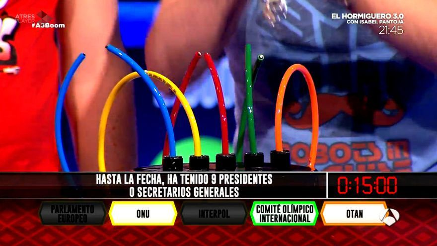 '¡Boom!' (Antena 3)