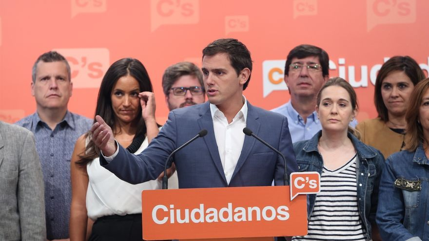 Ciudadanos rechaza sentarse a negociar con el PP la investidura de Rajoy