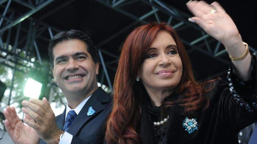 """Jefe de Gabinete dice que Fernández gobierna con """"absoluta dedicación"""""""