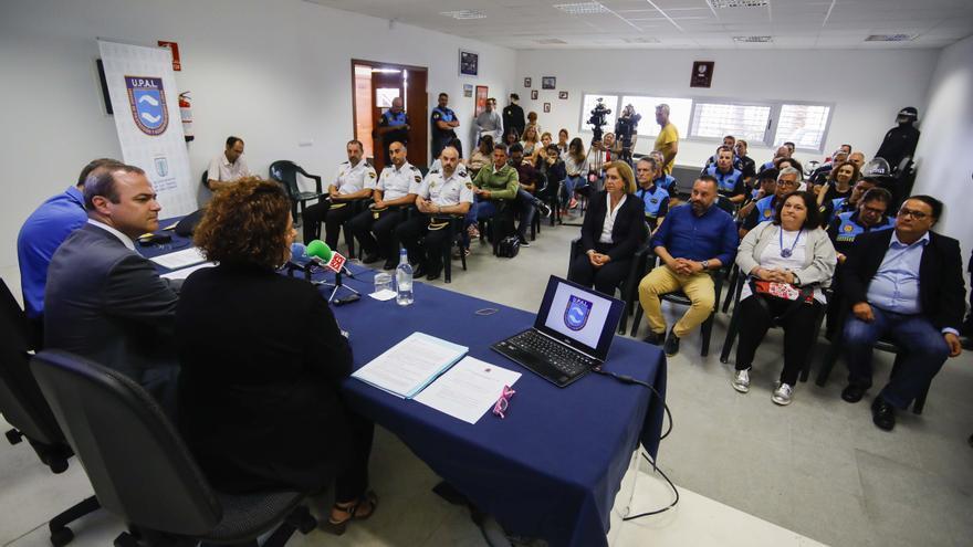 Presentación de la Unidad de Protección y Acompañamiento Local.