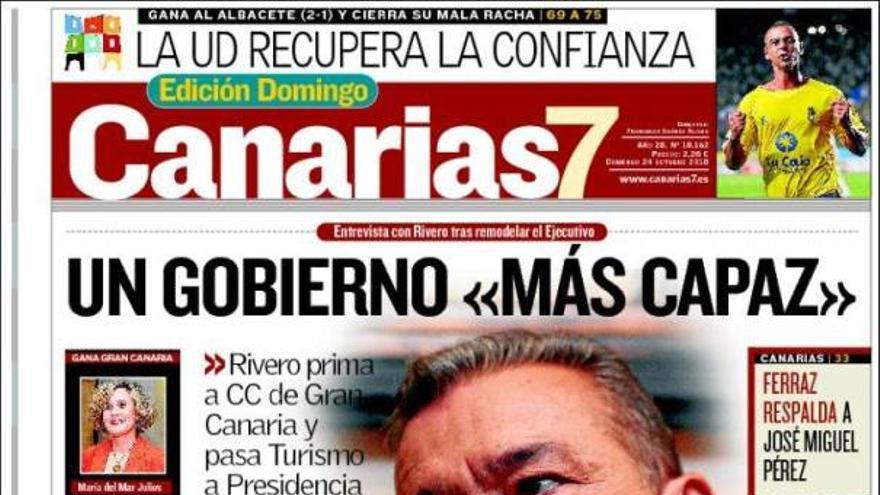 De las portadas del día (24/10/2010) #2
