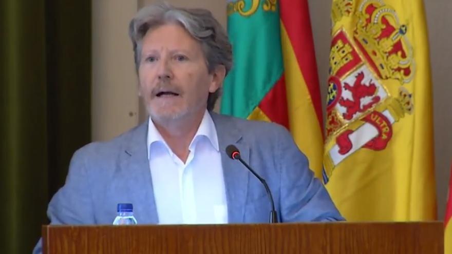 Juan José Pérez Macián, portavoz adjunto del PP en el Ayuntamiento de Castellón.
