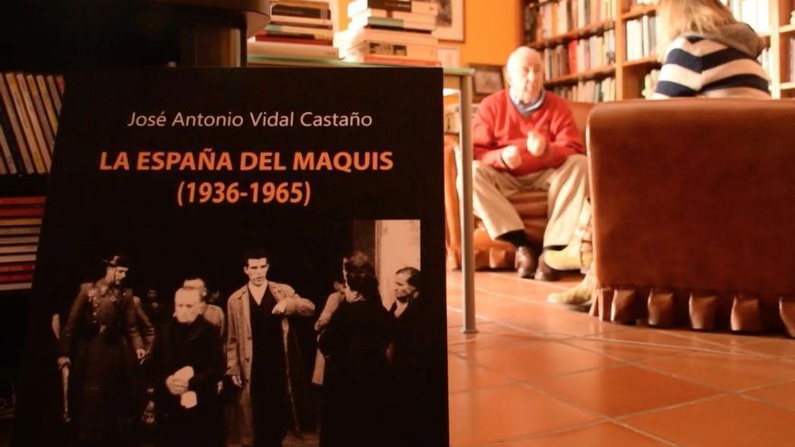José Antonio Vidal Castaño ofrece una visión global y libre de mitos de los últimos resistentes contra Franco