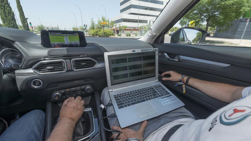 Los test comprendieron tramos en ciudad, carretera convencional y autopista.