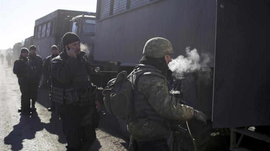 Mueren tres soldados ucranianos en combates en Donetsk