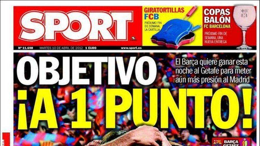 De las portadas del día (10/04/2012) #15