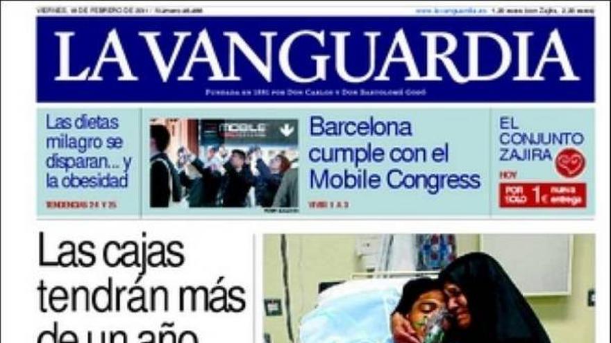 De las portadas del día (18/02/2011) #11