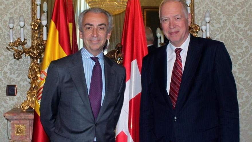 España y Suiza se comprometen a mejorar el intercambio de información fiscal