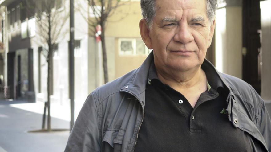 Rodrigo Rivas, durante una reciente visita a Barcelona.