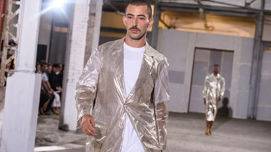 Lanvin y su dulce introducción al caos en la Semana de la Moda masculina en París