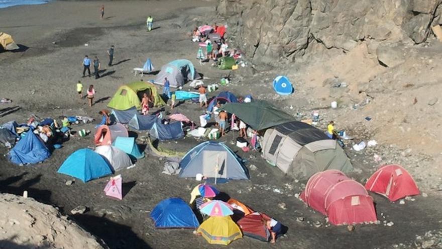 De los desalojos en las playas de Gran Canaria #3