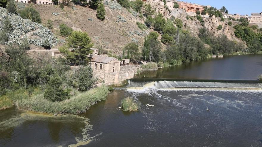 """Junta exige """"solución urgente"""" a la situación del Tajo, un río """"muerto que desemboca realmente en el Mediterráneo"""""""