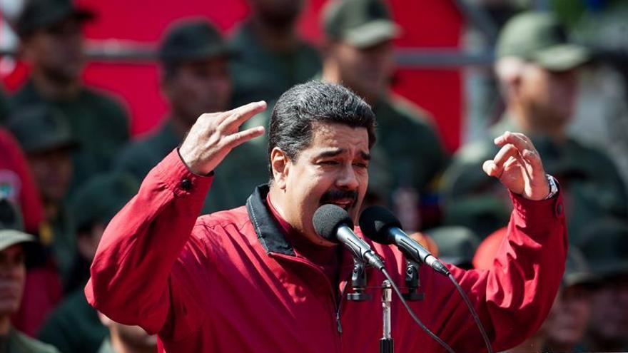 Maduro afirma que el presidente del Parlamento debe ser procesado