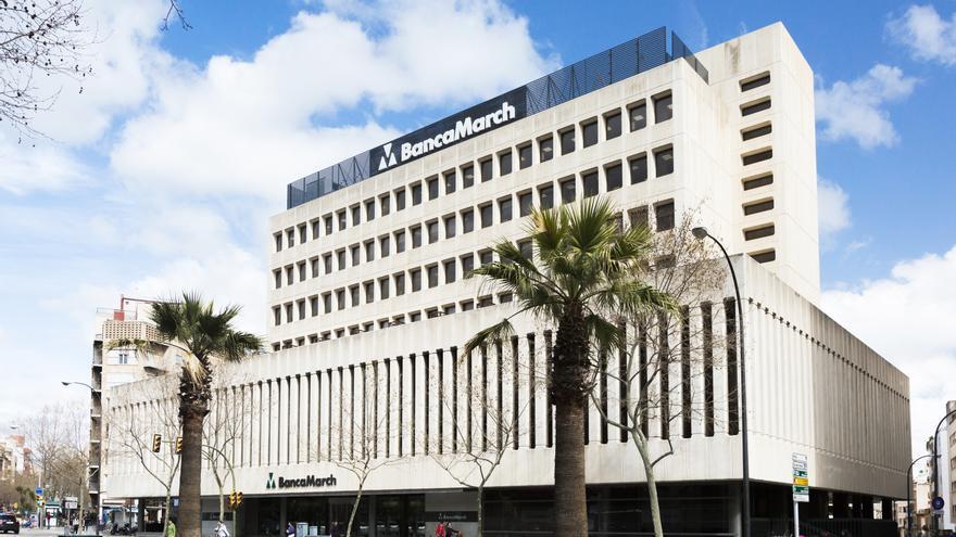 Edificio de Banca March