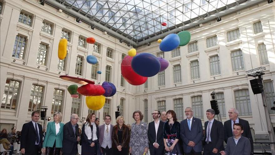 La Reina Sofía y Carmena, juntas para concienciar sobre el alzhéimer en Madrid