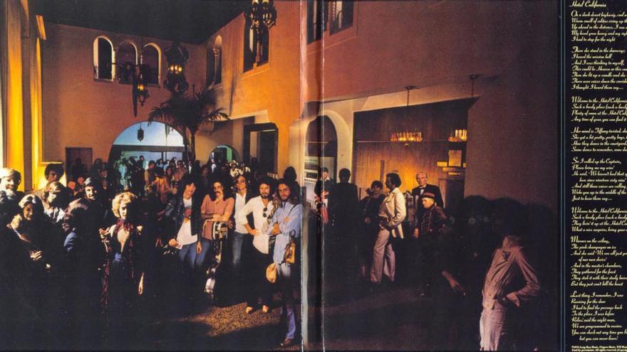 Eagles en el Hotel Beverly Hills