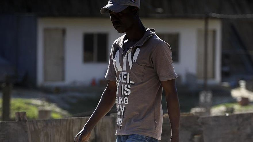 Little Haití, labor hormiga para dar refugio a haitianos varados en frontera