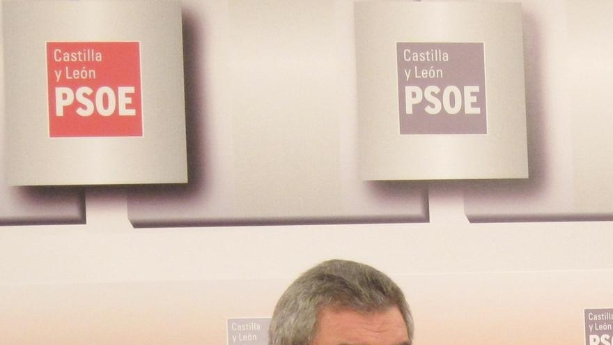Julio Villarrubia fue apartado de la Secretaría del PSCyL en 2014 por la dimisión de 25 miembros de su Ejecutiva