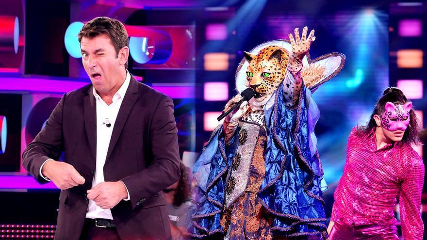 Arturo Valls presentará 'The Masked Singer' en Antena 3