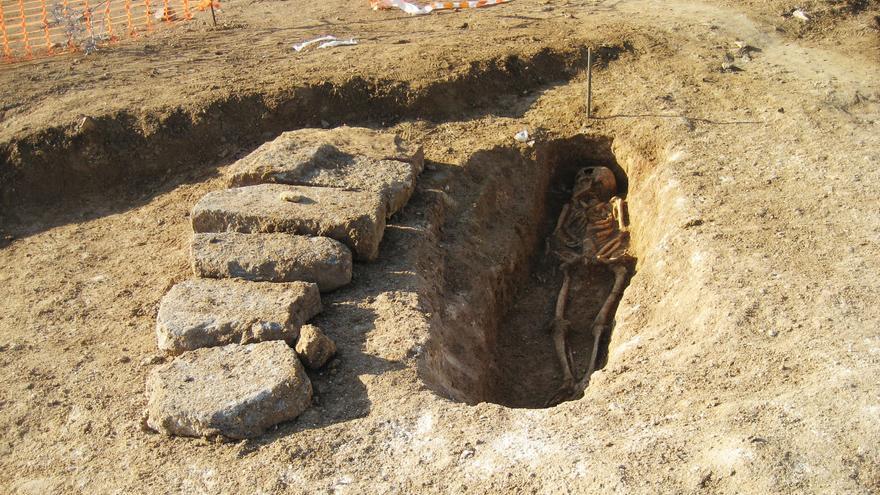Patrimonio arqueológico en Castilla-La Mancha