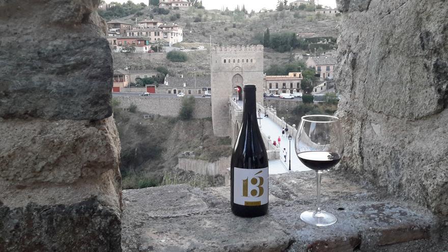 El '13-13' fue presentado en el Puente de San Martin, en Toledo