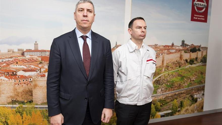 UGT y CCOO esperan que De los Mozos propicie continuidad de Nissan en Ávila