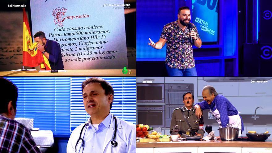 La bandera del humor irreverente: sketches en TV que levantaron polémica