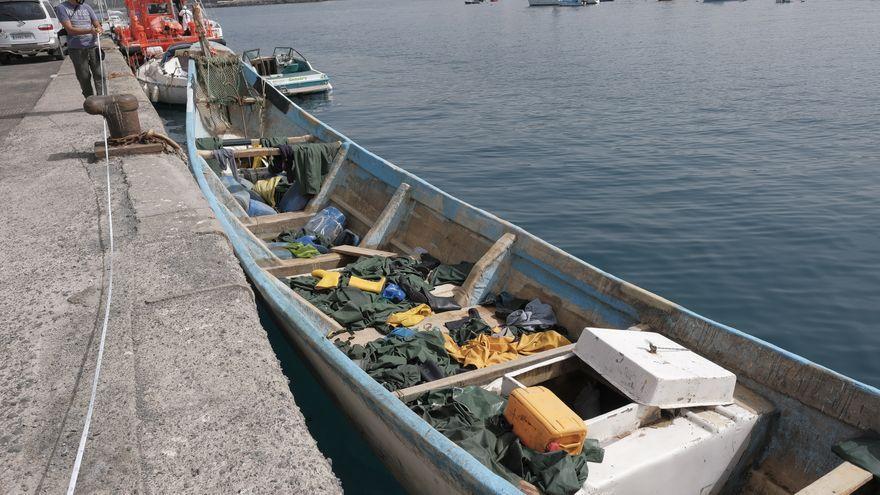Las 15 personas fallecidas en el cayuco localizado el 20 de agosto al sur de Gran Canaria llevaban más de una semana muertas
