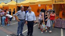 Hermigua celebra con éxito la XIX Feria de Artesanía