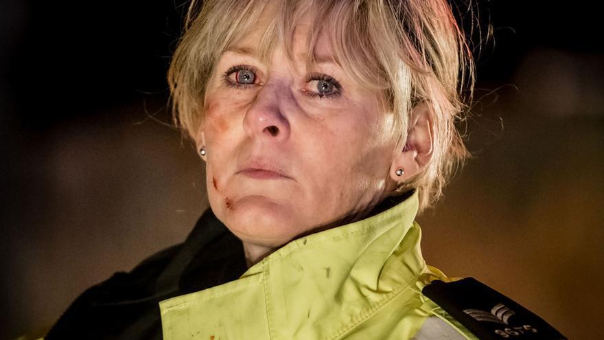 Sarah Lancashire, protagonista de 'Happy Valley'