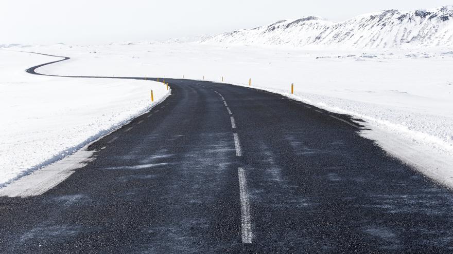 Carretera. Nieve / Foto: Unsplash