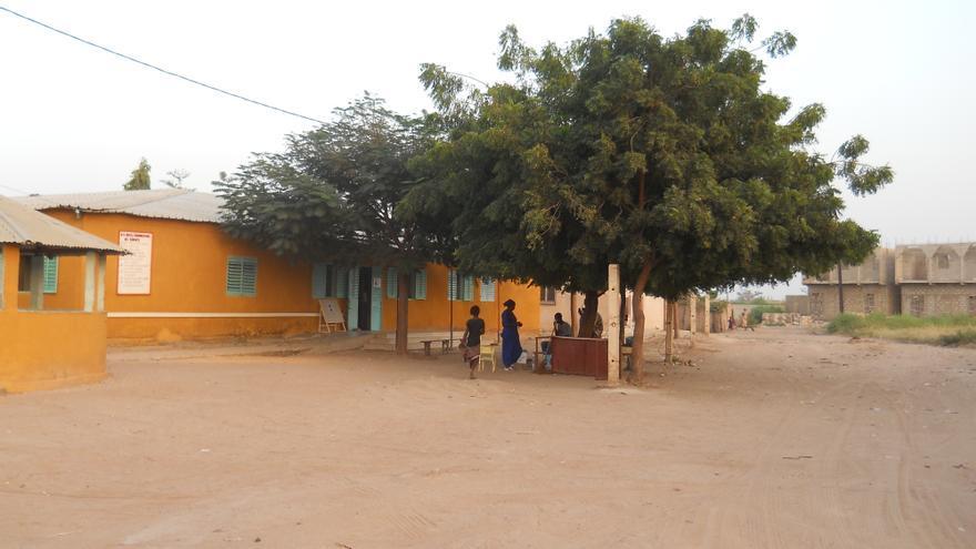 Imagen del orfanato que tiene un acuerdo con 'Creando Futuros'
