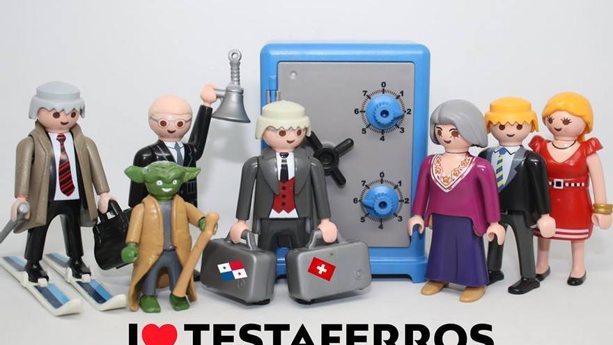 I love testaferros