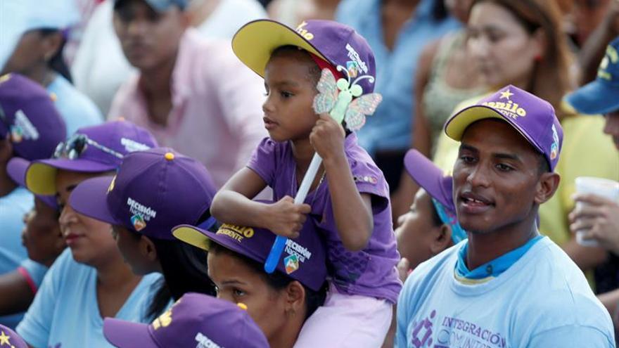La oposición dominicana se manifiesta en contra de los resultados electorales