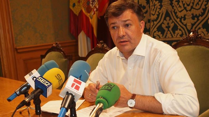 Darío Dolz, nuevo gerente de GEACAM / Foto: EUROPA PRESS