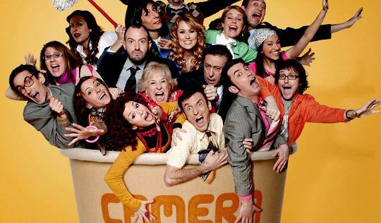 """¡""""Camera Café"""" vuelve a Tele 5!"""