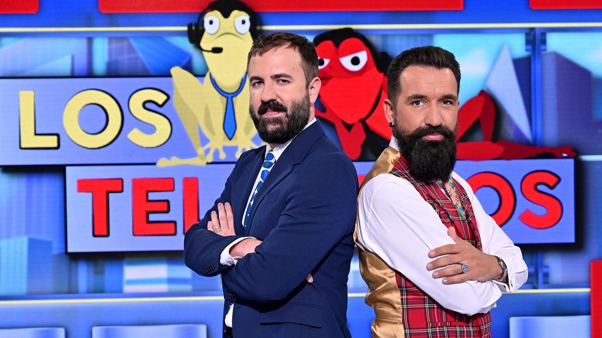 Antonio Castelo y Miguel Lago son 'Los teloneros'