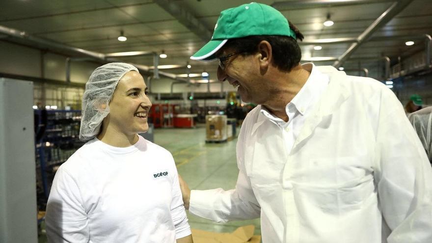 """Marín (Cs) llama a concentrar el sector agrario y eliminar trabas para que forme parte del """"futuro de Andalucía"""""""