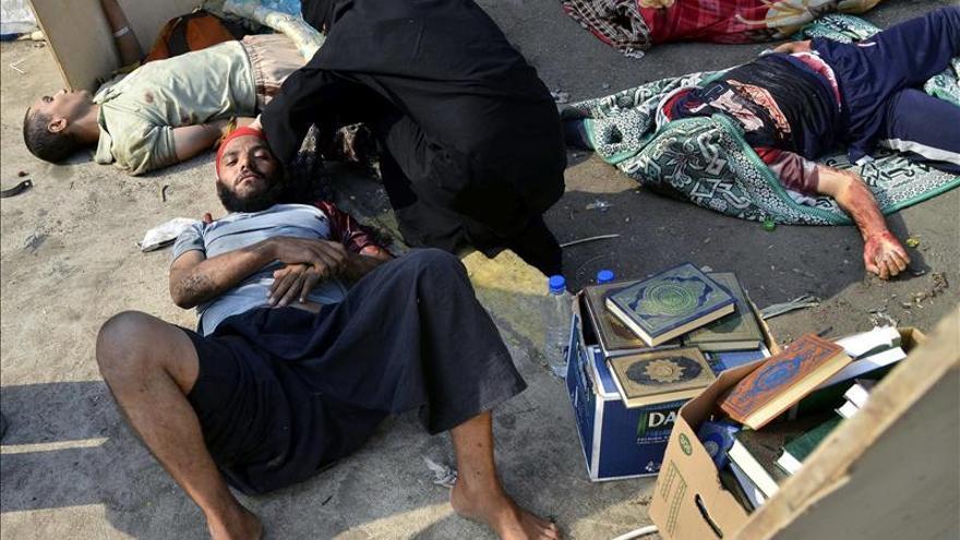 La UE pide a todas las partes en Egipto que eviten la violencia