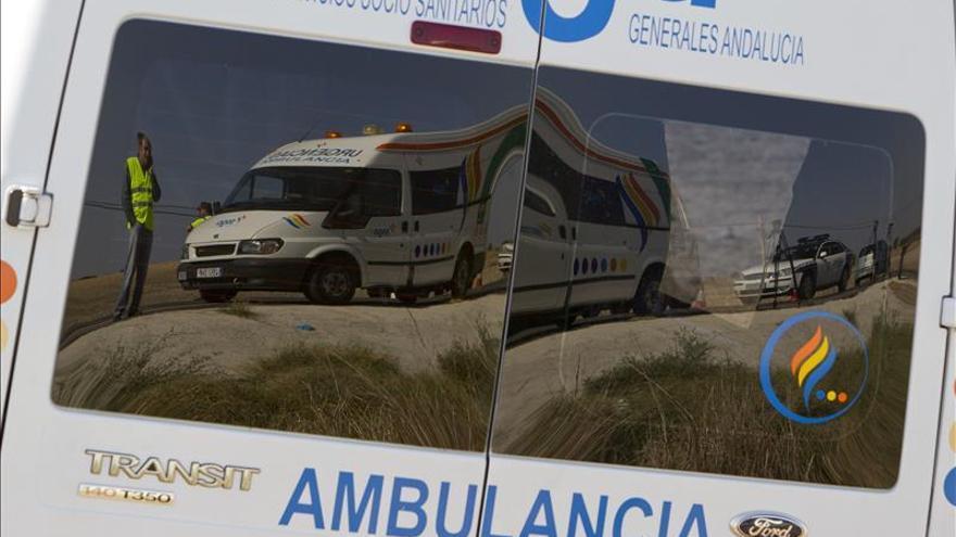 Fallecen dos personas en un accidente de tráfico en San Roque (Cádiz)
