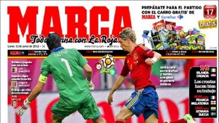 De las portadas del día (11/06/2012) #12