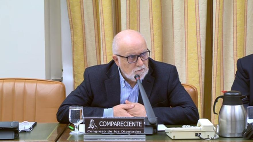 Víctor Morlán, exsecretario de Estado de Fomento con el PSOE