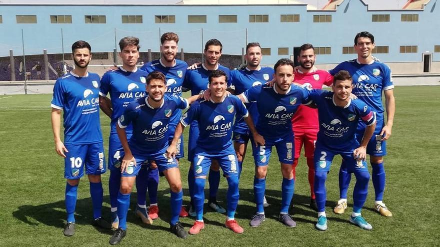 El San Fernando se ilusiona con la posibilidad de ascender a la Segunda División B