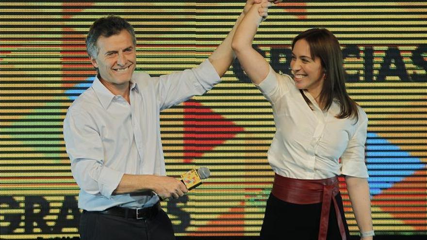 Arranca la campaña en los medios para la segunda vuelta de las presidenciales argentinas
