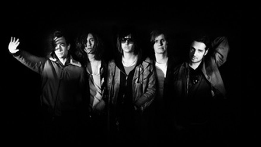La banda neoyorquina The Strokes