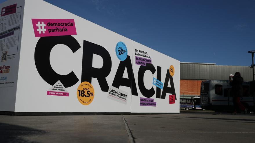 """La democracia paritaria, una """"conversación"""" pendiente en la sociedad uruguaya"""